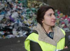 Zuhal Demir afvalverwerker
